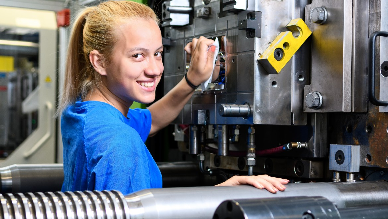 Lehre Kunststoffverarbeiter